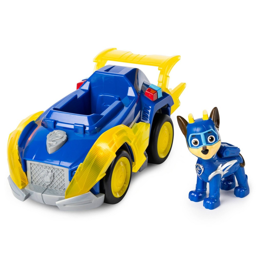 PAW Patrol Mighty Pups Super Deluxe Vehicle - Chase was $14.89 now $10.42 (30.0% off)