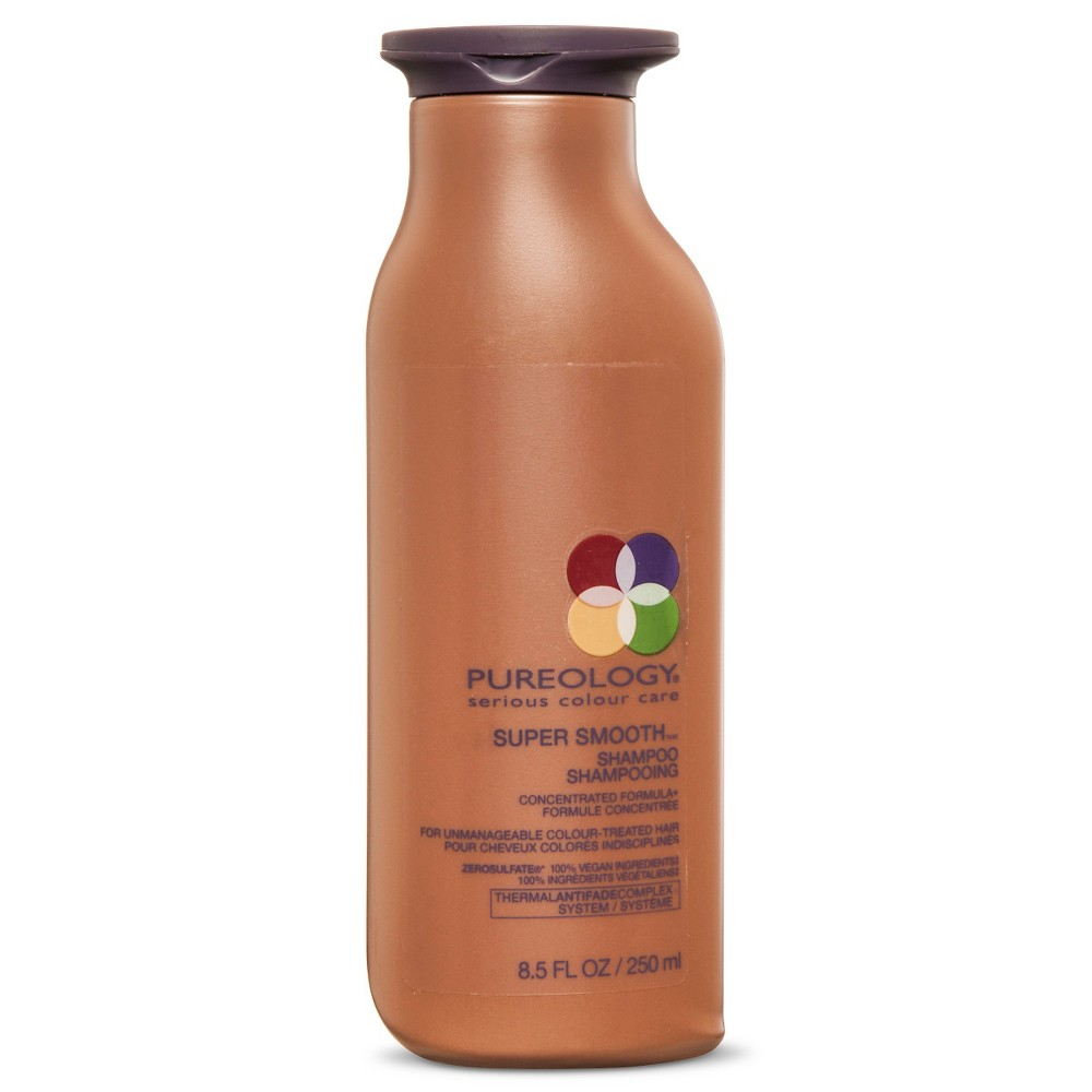 Pureology Super Smooth Shampoo - 8.5oz
