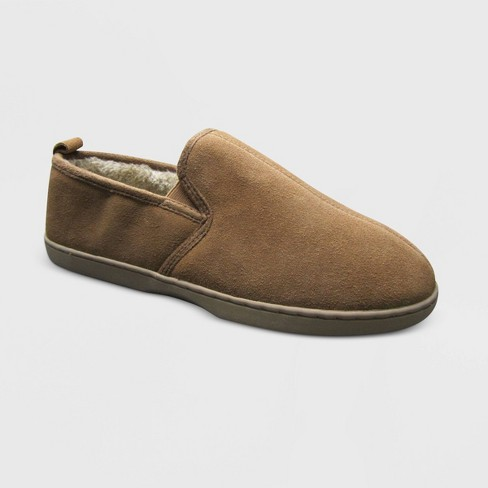 Men's Anson Slippers - Goodfellow & Co.™ Tan - image 1 of 3