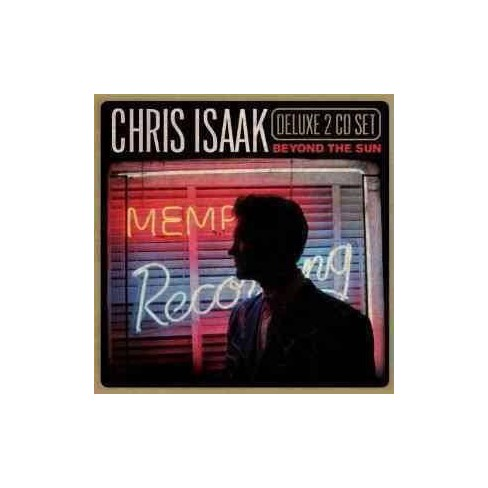 Chris Isaak - Beyond the Sun (Deluxe Edition) (CD) - image 1 of 1