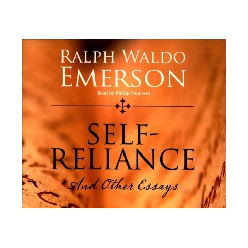 in the essay self reliance emerson