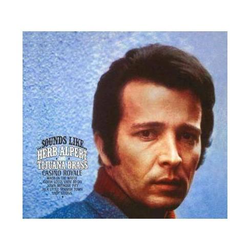 Herb Alpert & The Tijuana Bras - Sounds Like (CD) - image 1 of 1