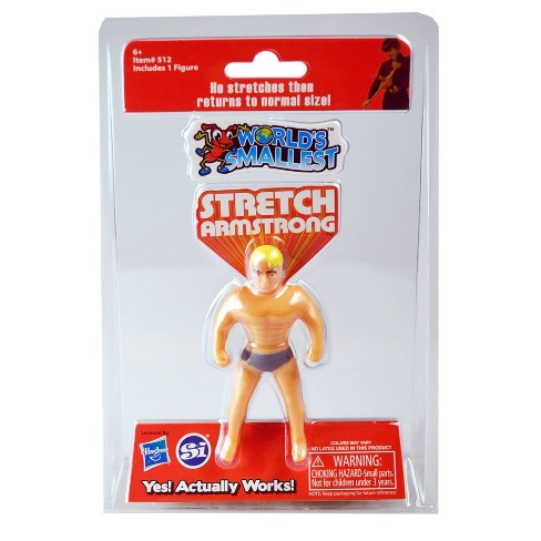 World's Smallest Stretch Armstrong - image 1 of 3