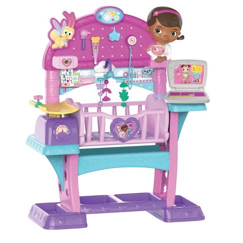 Doc Mcstuffins All In One Nursery