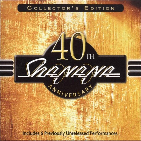 Sha na na - 40th anniversary collector's edition (CD) - image 1 of 1