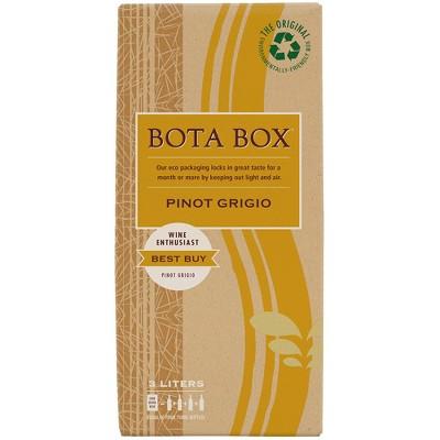 Bota Box Pinot Grigio White Wine - 3L Box