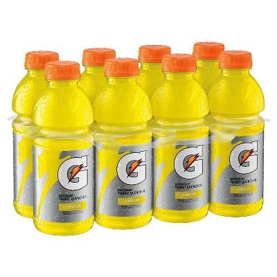 Energy & Sports Drinks: Gatorade