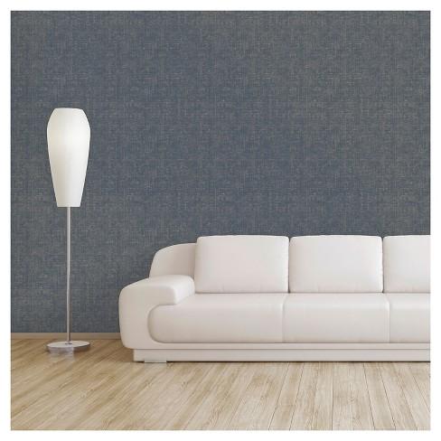 Devine Color Weave Peel & Stick Wallpaper - Compass & Gold - image 1 of 4
