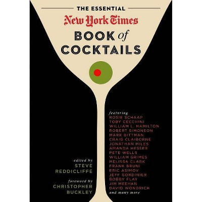 The Essential New York Times Book of tails - by  Steve Reddicliffe (Hardcover)