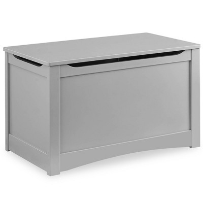Delta Children Universal Toy Box - Gray