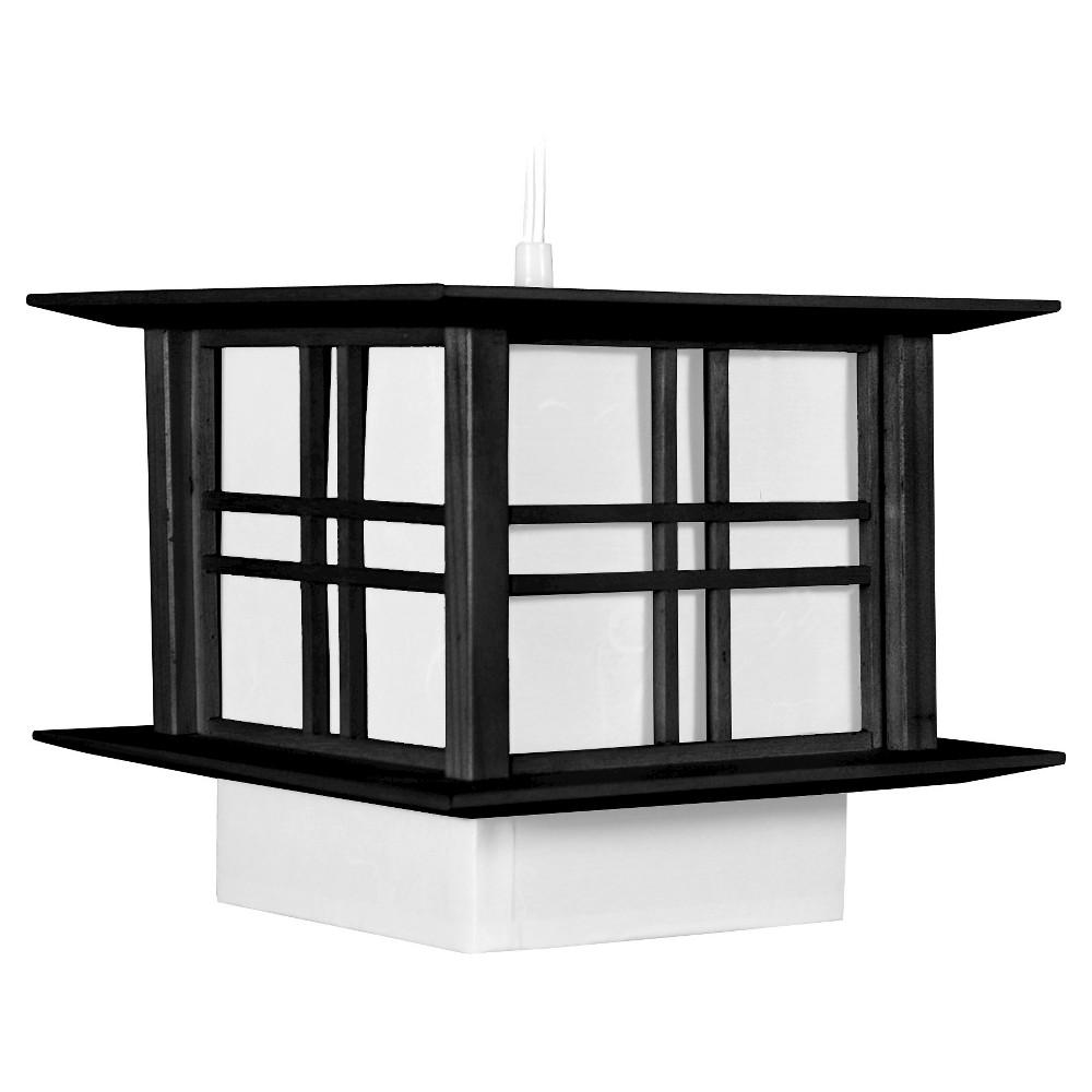 Akida Hanging Lamp - Black