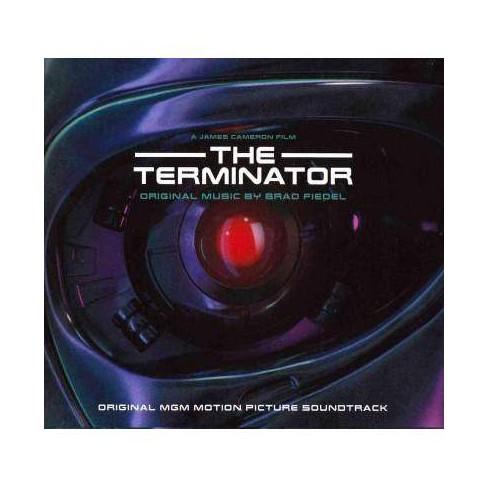Brad Fiedel - Terminator (OST) (CD) - image 1 of 1
