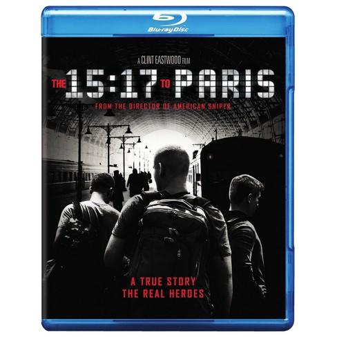 15:17 to Paris (Blu-ray) - image 1 of 1
