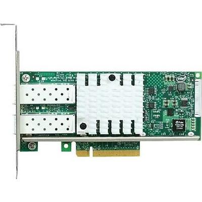 Intel X520-DA2 Gigabit Ethernet 10 PCI Express 2.0 X8 Ethernet Server Adapte E10G42BTDA