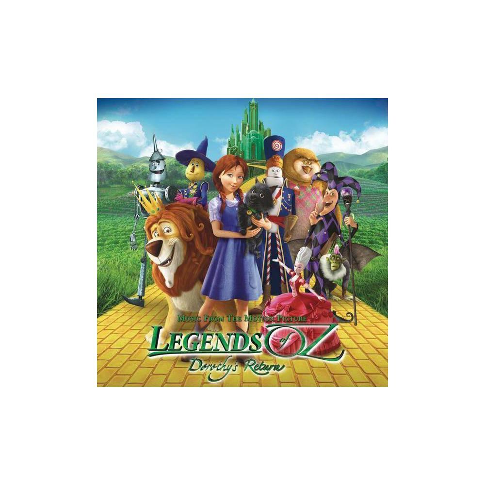 Legends Of Oz Dorothy Returns Ost Cd