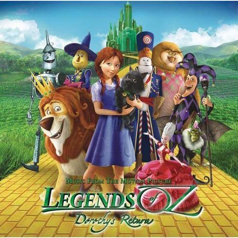 Legends Of Oz: Dorothy Returns (OST) (CD) - image 1 of 2