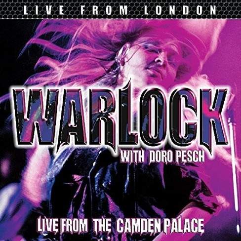 Warlock - Warlock Live With Doro Pesch:Live (CD) - image 1 of 1