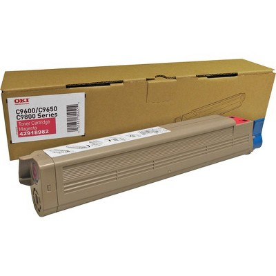 Oki Type C7 Original Toner Cartridge - Laser - 16500 Pages - Magenta - 1 Each