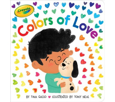 Colors of Love (Hardcover) (Tina Gallo) - image 1 of 1