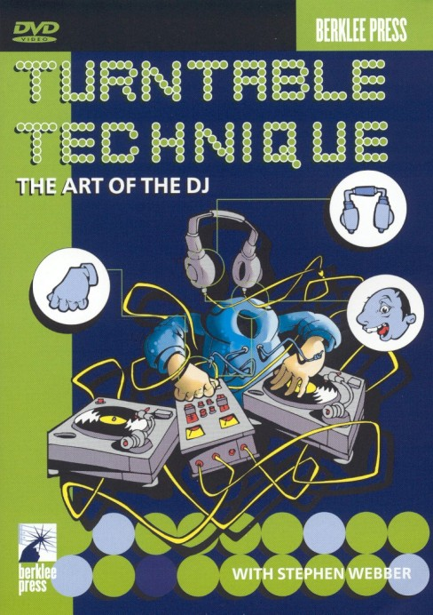 Turntable technique (DVD) - image 1 of 1