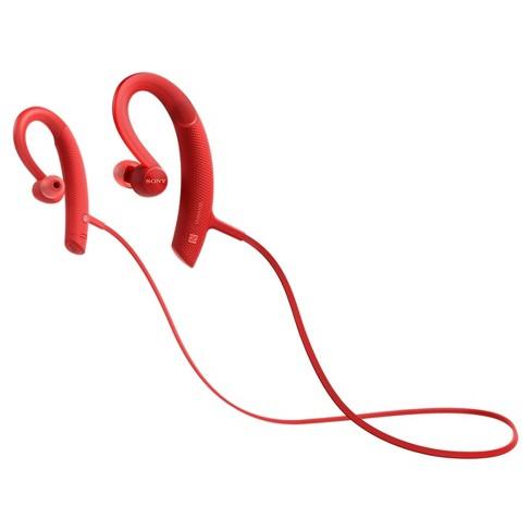 36d23ed5d72 Sony Extra Bass Sports Wireless Bluetooth In-Ear Headphone : Target