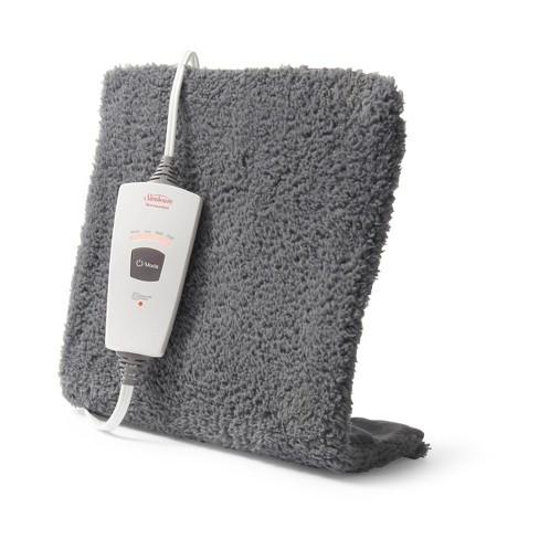 Sunbeam XpressHeat Heating Pad – Gray (Standard Size) - image 1 of 1