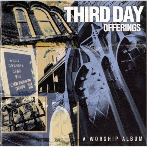 Third Day - Offerings-A Worship Album (CD) - image 1 of 1