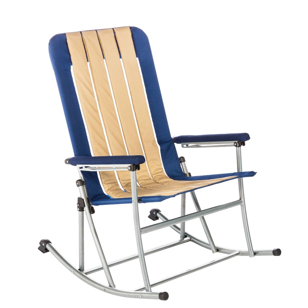 Image of Kamp-Rite Portable Chair - Blue