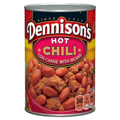 Dennison's Hot Chili with Beans 15oz - image 1 of 1