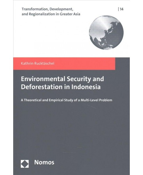 Environmental Security and Deforestation in Indonesia : A Theoretical and Empirical Study of a - image 1 of 1