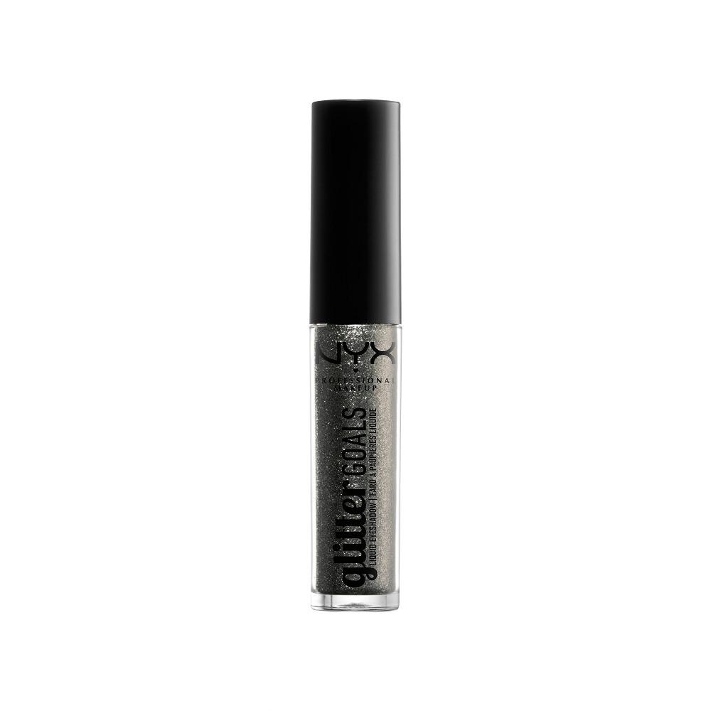 Nyx Professional Makeup Glitter Goals Liquid Eyeshadow Imaginarium - 0.29oz