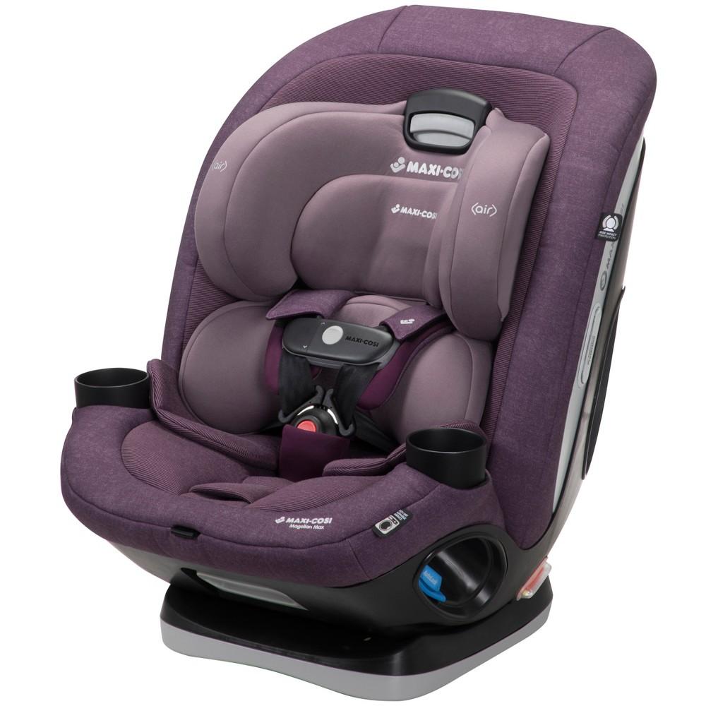 Image of Magellan Max Convertible Car Seat - Nomad Purple