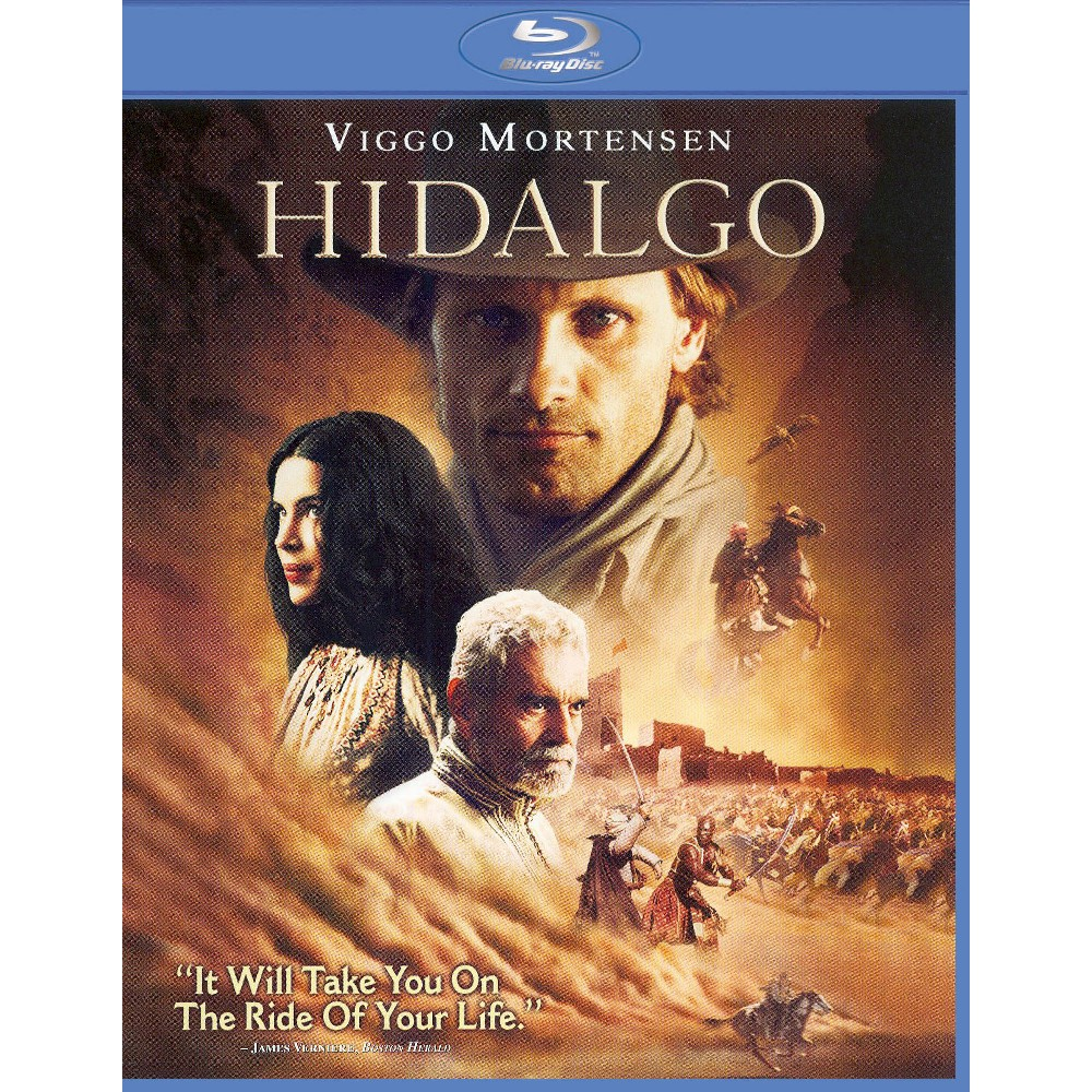 Hidalgo (Blu-ray), Movies