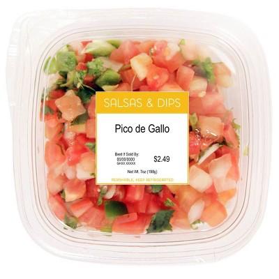 Fresh Garden Highway Pico De Gallo - 7oz