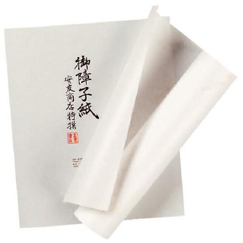 Yasutomo Acid-Free Rice Paper Roll, 11 Inches x 60 Feet, White - image 1 of 1