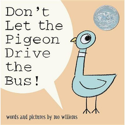 Don't Let the Pigeon Drive the Bus! (Hardcover)(Mo Willems)