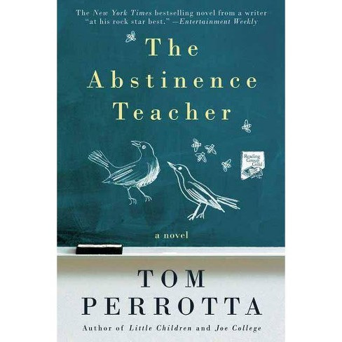 Abstinence Teacher - (Reading Group Gold) by  Tom Perrotta (Paperback) - image 1 of 1