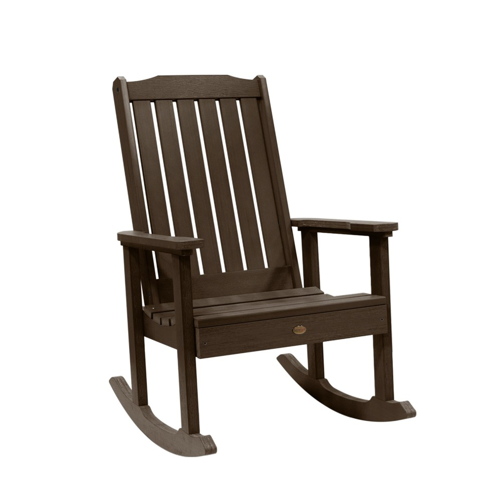 Lehigh Rocking Chair Weathered Acorn - Highwood