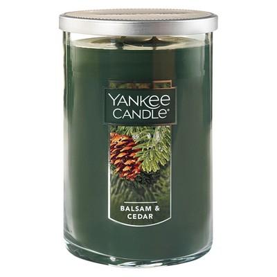 Yankee Candle® - Pillar Candle Balsam & Cedar 22oz