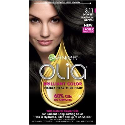 Garnier Olia Oil Permanent Hair Color - 6.3 fl oz