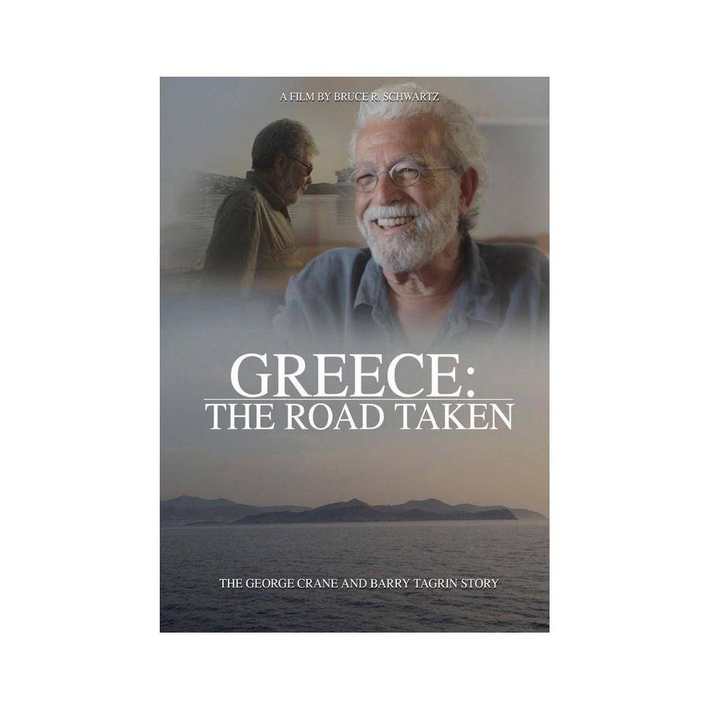 Greece The Road Taken Dvd