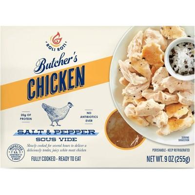 Roli Roti Sous Vide Salt & Pepper Chicken - 9oz