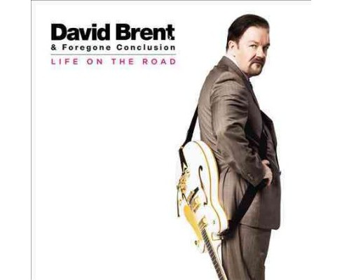 David brent - Life on the road [Explicit Lyrics] (CD) - image 1 of 1