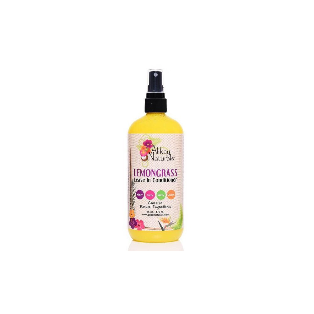 Image of Alikay Naturals Lemon Grass Leave-In Conditioner - 16oz