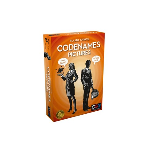 Codenames Pictures Board Game - image 1 of 4