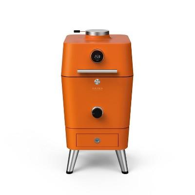 "Everdure 4K 21"" Charcoal Grill & Smoker - Orange HBCE4KOUS"