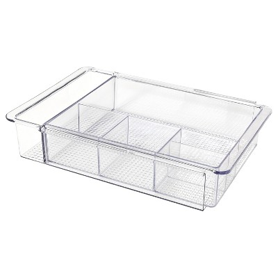 Expandable In Drawer Storage Tray Clear - Merrick