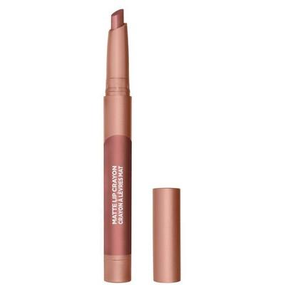 L'Oreal Paris Infallible Matte Lip Crayon Lasting Wear Smudge Resistant - 0.04oz