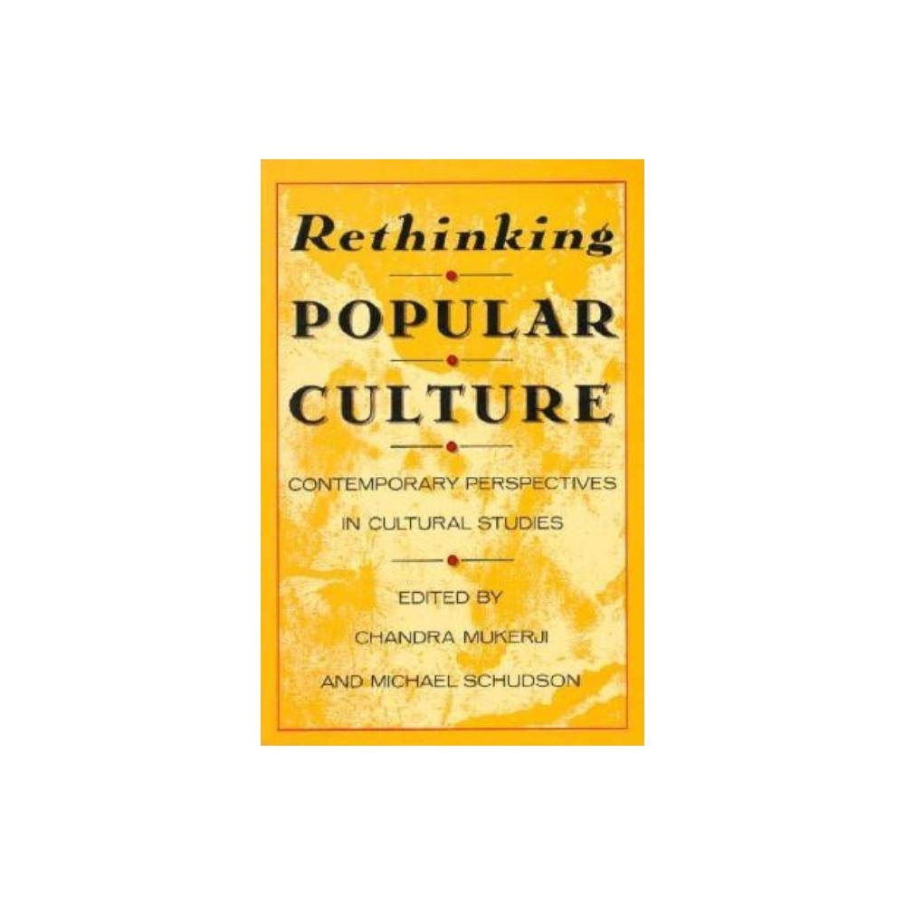 ISBN 9780520068933 product image for Rethinking Popular Culture - (Paperback) | upcitemdb.com