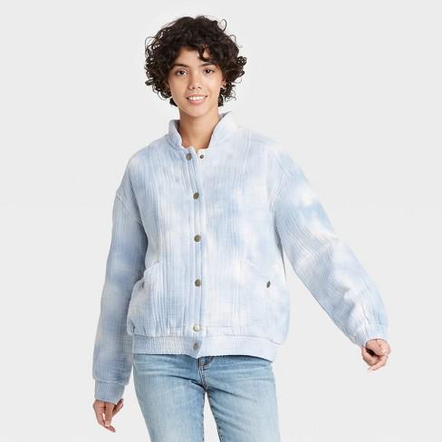 Women's Cloth Jacket - Universal Thread™ - image 1 of 3